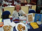 NJPG stall with Lesley