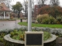 Remembrance Sunday and Peace Pillar